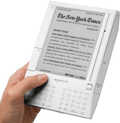 Me and My Kindle - a blog about ebooks