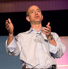 Amazon's Jeff Bezos on the Kindle