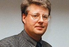 Picture of Stieg Larsson - ebook author of the Girl with the Dragon Tattoo