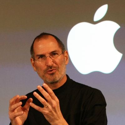Apple's Steve Jobs and the iPad vs Amazon's Kindle