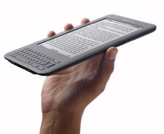 New Amazon Kindle 3 Wifi Wireless