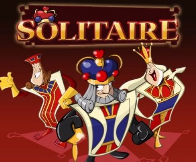 Amazon Kindle solitaire game