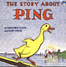 Ping book cover and funny Amazon review of UNIX ping