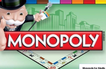 EA Monopoly for the Kindle