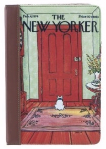 Kindle New Yorker magazine case cover